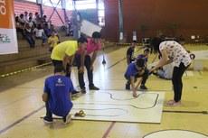 Campeonato de robótica