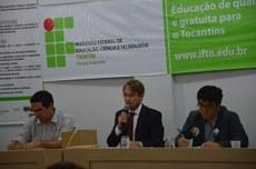 Debate no Campus Araguatins
