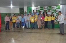 Durante a solenidade de encerramento, o diretor-geral do Campus Araguatins, Décio Reis, convidou os colaboradores da 7ª Jice e agradeceu o empenho e a dedicação de todos os envolvidos.