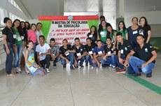 Equipe responsável pela organização do evento