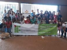 Projeto de Extensão atende crianças carentes