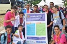 Equipe GuaraBots representou o IFTO no Festival de Robótica
