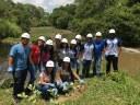 Estudantes visitam Estação de Tratamento em São Paulo