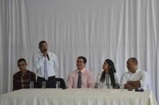 Posse novo diretor-geral Campus Porto Nacional
