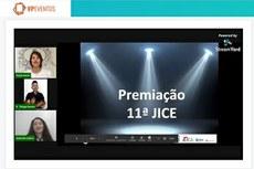 Premiação 11ª Jice