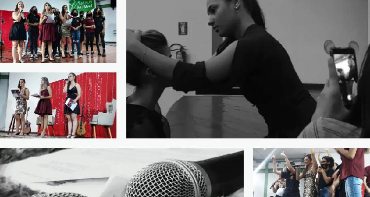 Projeto identIFique-se apresenta exposição fotográfica online e destaca o olhar do estudante de Eventos sobre sua formação