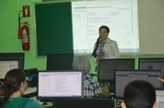 Treinamentos foram realizados nas 12 unidades do IFTO, registro da capacitação no Campus Araguatins