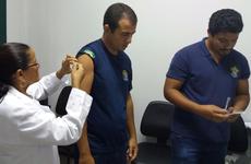 Parceria realizada entre campus e Secretaria Municipal de Saúde promoveu campanha de vacinação