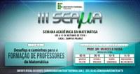 Campus Palmas realiza Semana da Matemática de 8 a 11 de outubro: confira a programação e participe!