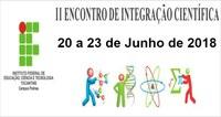 II Encontro de Integração Científica inicia nesta quarta-feira, 20
