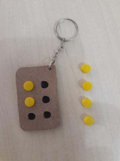 Cela Braille - Pontos removíveis